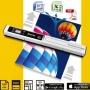 Farbe Everest, Scanner, tragbar, kabellos, 900 DPI, WiFi (3. Generation/3rd Generation, mit logiciel OCR