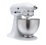 KitchenAid Classic K45SSWH 250 Watts Stand Mixer