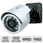 Aposonic A-E700CH 700TV Line HI-RES Outdoor Waterproof Color CCD Camera