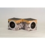 OrigAudio Fold &Play Recycled Speakers 3.5mm Cityscape!