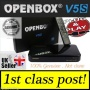 100% Genuine OPENBOX V5S SAME AS ... Skybox F5S Satellite receiver replace F3,F3S,F4,F5,F6,M3 S10 S11 S12. ONLY NAME CHANGE SAME ITEM.