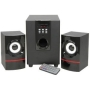 (EU version) Desktop 2.1 speaker system USB/SD/FM