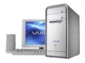 Sony VAIO Digital Studio PCV-RS423P - P4 2.8 GHz