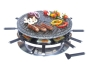 Andrew James Luxury Rustic Stone Raclette Grill