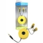 Bee Design 3.5mm Retractable Earbuds for iPod / iPhone