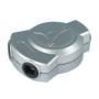 2 Way TOSLink Digital Audio Optical Splitter