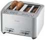 Breville Die-Cast 4-Slice Smart Toaster BTA840XL