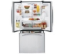 General Electric Profile™ PFS22SISSS (22.2 cu. ft.) Bottom Freezer French Door Refrigerator