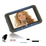 Real 8GB MP3 MP4 MP5 Media Player 3.0'' TFT Screen Support AVI MPEG RMVB FM Ebook TV Out