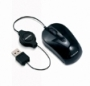 Toshiba USB Optical Retractable Mini Mouse mouse