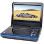 Gpx PD808BU 8 Inch Portable DVD Player, Blue