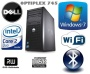 Windows 7 - Dell OptiPlex 745 Powerful Mini-Tower Computer - Intel Core 2 Duo 2.13GHz Processor - 1TB (1000GB) Hard Drive - 4GB Memory (RAM) - DVD-RW