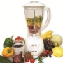Duronic BL400 White 1.5 Litre Jug Blender and Multi-Mill. 2 Speed-400Ws