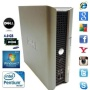 DELL ULTRA SMALL PENTIUM DUAL CORE 4GB 500GB WIFI WIN7 DVDRW (P4-1)