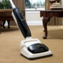 Haan Steam Vacuum Cleaner - White/Black