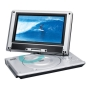jWin JDVD762 9-Inch TFT P-DVD swivel & memory card reader