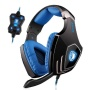 DXtech SADES A60 Wired Gaming Headset Retractable Mic 7.1 Surrounding Sound (SA-A60)