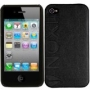 Nixon The Grip Leather iPhone 4 Case - Black