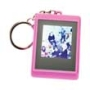 Pink Digital Photo Frame Keyring