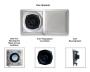 Acoustic Audio 200 Watt In Wall Ceiling Speaker Acoustic Audio 191
