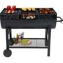 Jamie Oliver Party Barrel Charcoal BBQ