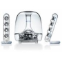 Harman Kardon Soundsticks Self Powered Satellite Speakers And Subwoofer System