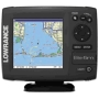 LOWRANCE ELITE-5M GOLD CHARTPLOTTER PRELOADED