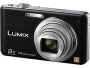 Panasonic LUMIX DMC-FH22K - 14.1 Megapixels Digital Camera - 8x Optical Zoom/4x Digital Zoom - 3.0-inch Touch LCD Display - Black