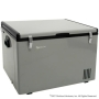 Portable Refrigerator Freezer  63 Qt ACDC  EdgeStar