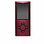 "Mach Speed Eclipse 200 8GB MP4 Player - 2.0"" Display, Camera, Camcorder, Digital Video Recorder, Red"