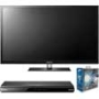 Samsung 51 Inch 3D Plasma TV, Blu-Ray and 3D Glasses