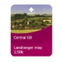 Satmap Great Britain 1:50000 Half Country SD Map