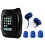 H2O Audio Amphibx Waterproof Armband Case with Headphones for iPhone, iPod Touch, and Smart Phones