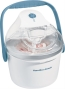 Hamilton Beach 68220 1.5-Quart Capacity Ice Cream Maker, White