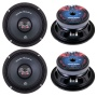 "Power Acoustik PRO.658 170 Watt 6.5"" Pro Audio Speaker - One Speaker"