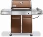 Weber 3742301 Genesis EP-310 Liquid Propane Premium Gas Grill (Copper)