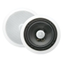 AudioSource IC8S Round Ceiling Speakers, White (Pair)