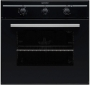 Indesit FI 21 K.B - Oven - 60 cm - built-in - Class B - black