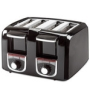 Black & Decker T4550 4-Slice Toaster
