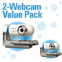 Live! Cam Optia Webcam - 2-Pack