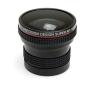 Precision Design 0.25x Super AF Fisheye Lens for Olympus Evolt E-3 E-30 E-410 E-420 E-450 E-500 E-510 E-520 E-620 Digital SLR Cameras