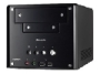 Shuttle XPC SA76G2 - SFF - RAM 0 MB - no HDD - Radeon 3000 - Gigabit Ethernet - Monitor : none