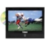Naxa 13.3 Inch Widescreen HDTV LCD with Built-In DVD Player & AC/DC - NX-550