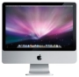 "Apple iMAC All In One A1225 24"" Desktop (Intel Core 2 Duo 2.8Ghz, 320GB Hard Drive, 4096Mb RAM, DVDRW Drive, OS X 10.5.2)"