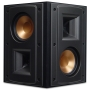 Klipsch Reference Series RS-42 - Surround channel speaker - 75 Watt - 2-way - matte black
