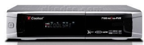 Coolsat 7100 Micro PVR Satellite TV Receiver