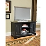 Home Styles Bedford TV Stand - Black