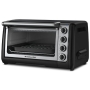 "KitchenAid Countertop Oven - Black (10"")"