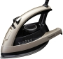 Panasonic 360 Quick Multi-Directional Steam/Dry Iron with Curved Alumite Soleplate - NI-W950A