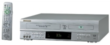 Panasonic PV-D4761 VCR/DVD Hifi